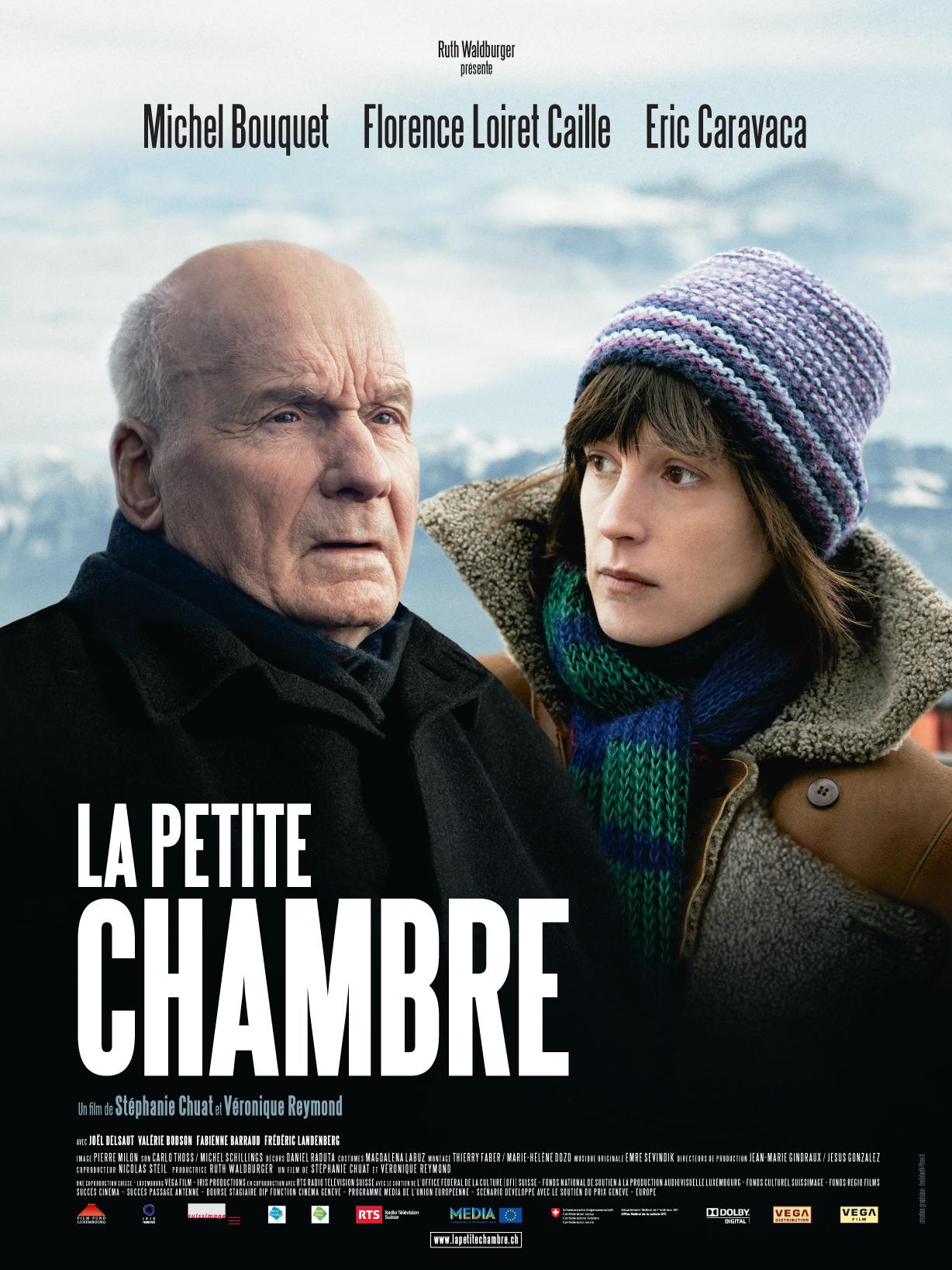 La petite chambre avec Michel Bouquet et Florence Loiret Caille