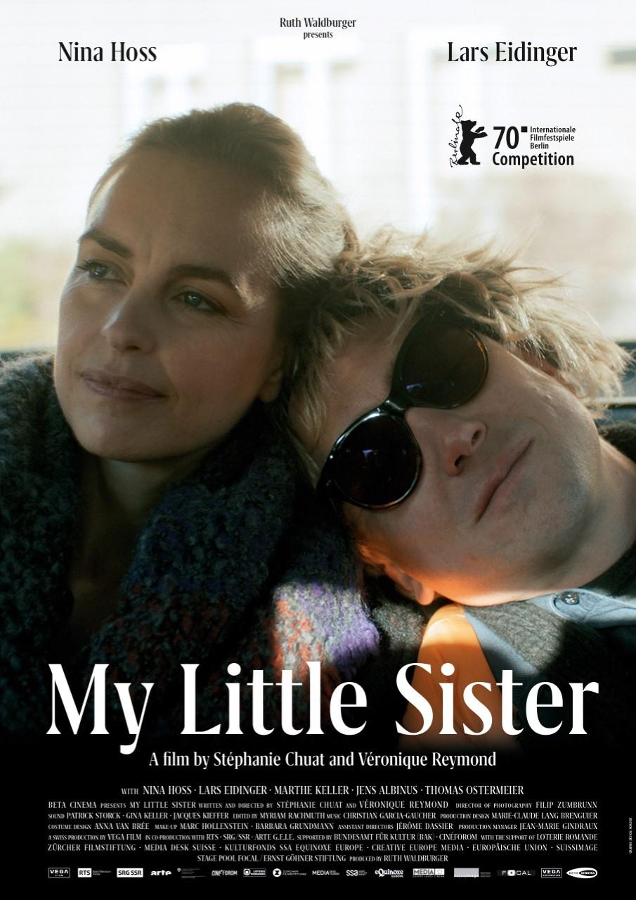 Affiche - poster Schwesterlein